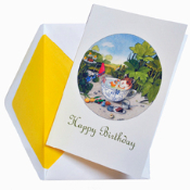 Birthday Cards from First Cards, Belgium