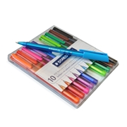 10 Color Ball Point Pen Set