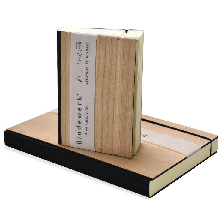 Purist Wood Lined Books
