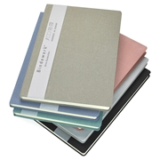 Linen Flex Cover Dotted Books