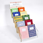 10 Title Miniature Book Display & Header