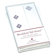 "Brookfield ""Tall"" Notes"