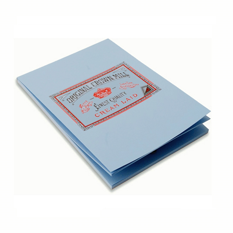 Classic Laid Correspondence A5 Pad Original Crown Mill, Classic, Writing Pads, Pads,