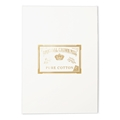 Pure Cotton Letter A4 Pad Original Crown Mill, Cotton, sheet pads, OCM