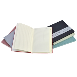Linen Address Books
