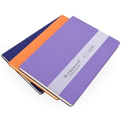 Linen Flex-Cover Notebooks