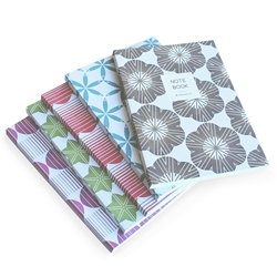 Mitsuko Recycled Paper Notebooks