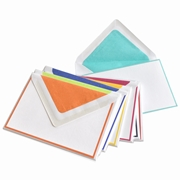 Bi-Color Note Card 5/5 Packages