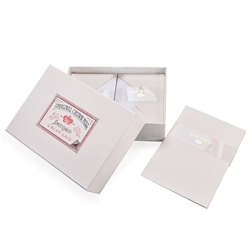 Classic Laid European Letter Presentation Box Original Crown Mill, Classic, Presentation Boxes, Laid, Stationery