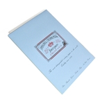 Classic Laid Letter A4 Pad Original Crown Mill, Classic, Writing Pads, Pads,