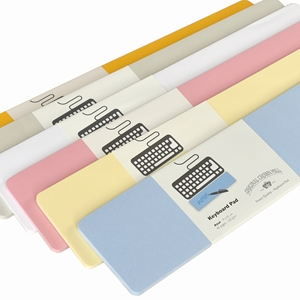 Color Vellum Keyboard Note Pad