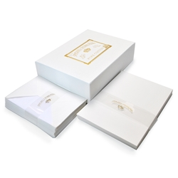 Pure Cotton Correspondence Presentation Box