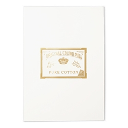 Pure Cotton Letter A4 Pad