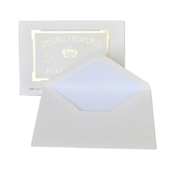 Pure Cotton Envelopes (for A5 Pad or Note Cards)