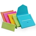 Bordered Bright Place Card Pochettes (25) - FIRSTE-CVPCPOCH