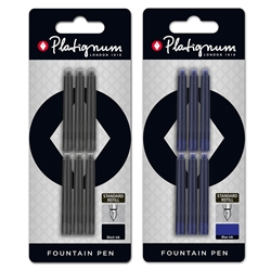 Platignum Fountain Pen Refills