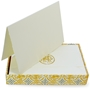 Deckle Edge 10/10 Note Card Sets - RSBSCDSET