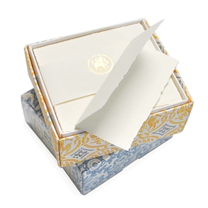 Deckle Edge Place Cards