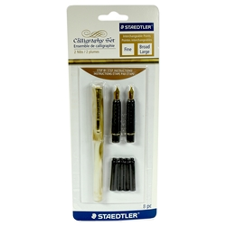Calligraphy Pen Set Carded